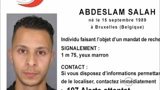 Search for Paris attack suspect widens to second suspect
