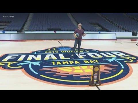 Sarykarmen Rivera  - Disfruta de estos eventos gratis del campeonato Final Four de NCAA en Tampa