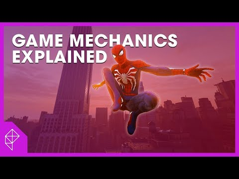 This is why Spider-Man's swinging feels so great