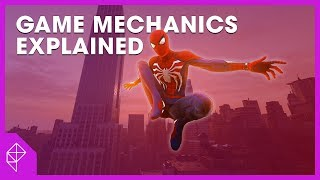 Why Swinging in Spider-Man Feels SO Good | Game Mechanics Explained