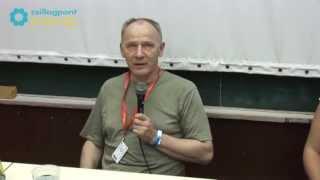 Bogárdi Szabó István előadása  2013 július 26