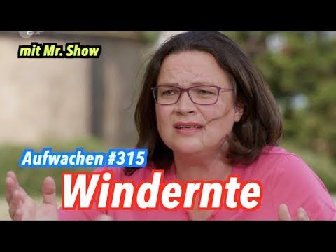 Aufwachen #315: Mausfeld, Nahles, Heißzeit, Wohnen, AfD & Lehrermangel