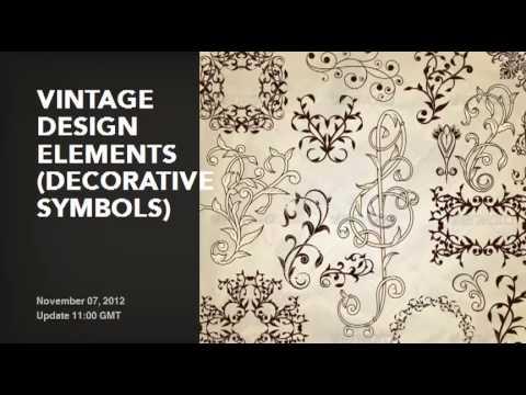 1000+ Decorative Symbols Vectors