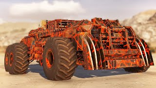 I Played These Builds in Crossout and Regret Everything