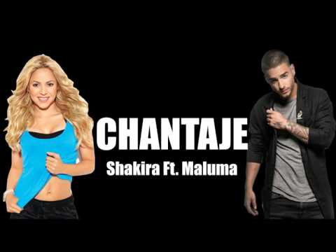 Shakira  ft  Maluma   Chantaje  2016 AUDIO HQ