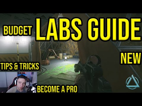 LABS GUIDE || BECOME A PRO || HOW TO PLAY || TIPS & TRICKS || BY DINEZ ||