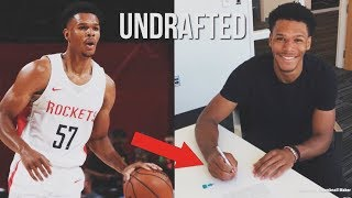 Trevon Duval Signs A Two-Way Contract With The Milwaukee Bucks!