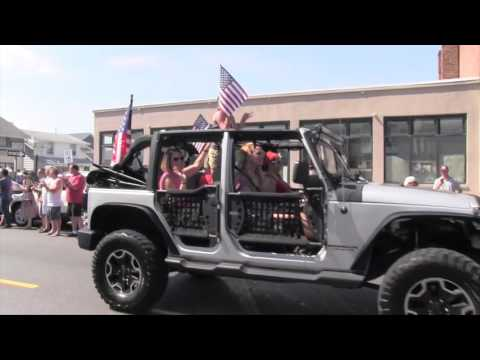 Waterfront Warriors - 2016 Parade And BBQ