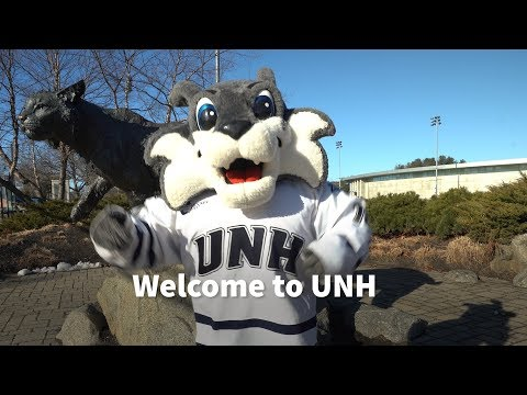 Congrats, you're in at UNH!