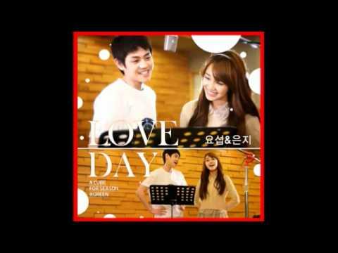 [COVER] LOVE DAY - Yoseob & Eunji (B2uty. Ver) by d_delz
