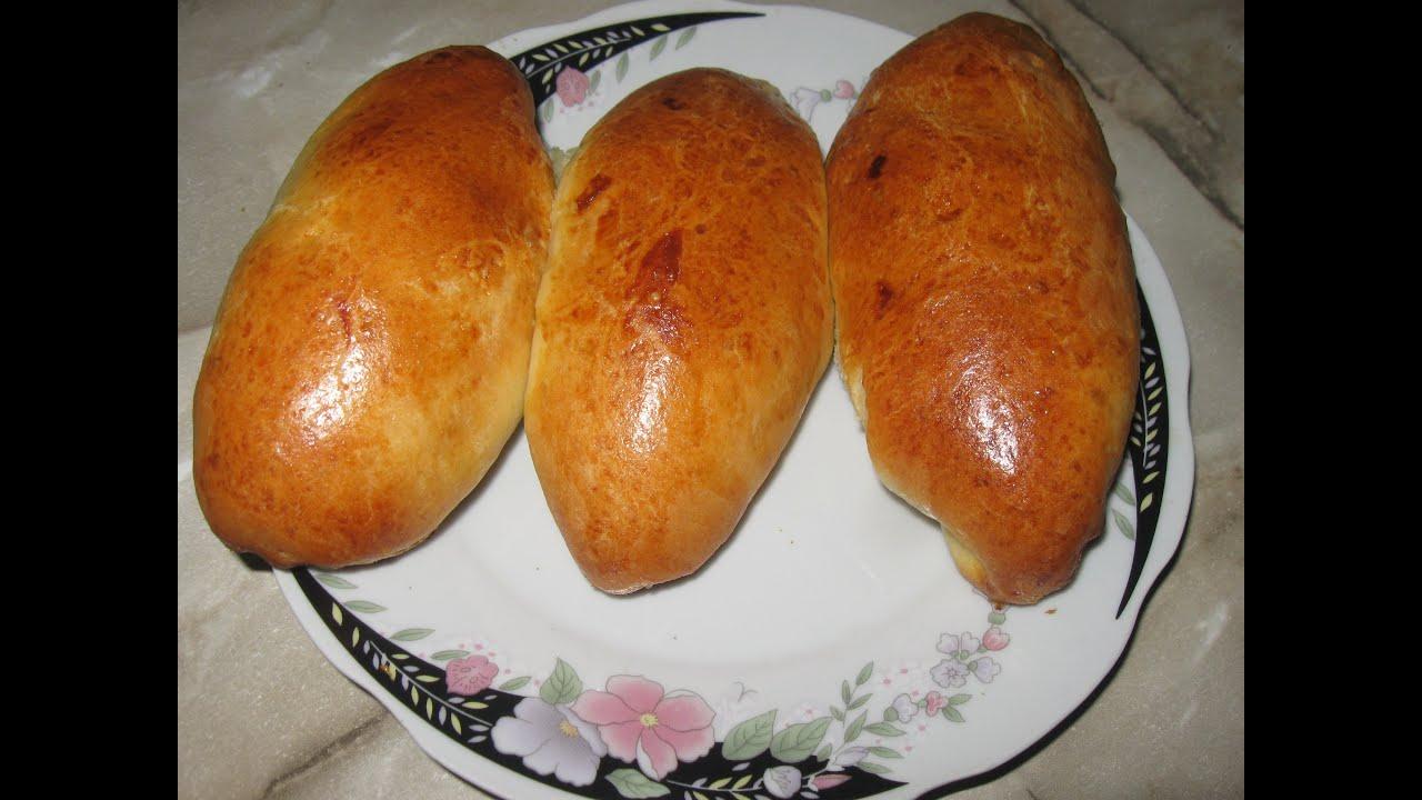 Пирожки Из Тыквы Рецепты С Фото