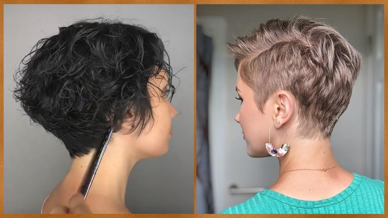 Going Short With Curly Hair Women Hair Ideas New Trendy Hairstyles For Women 2020 Youtube