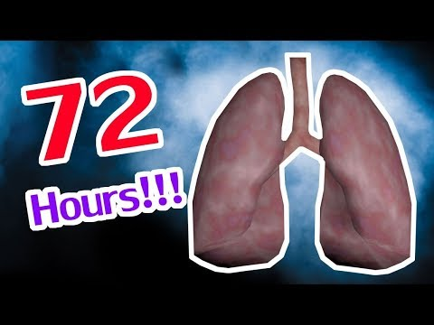How To Detox And Purify Your Lungs Naturally In 72 Hours