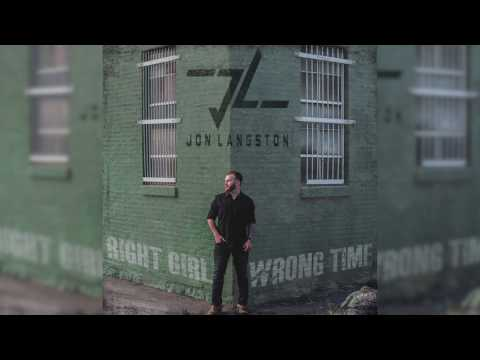 "Jon Langston - ""Right Girl Wrong Time"" Official AUDIO Video"