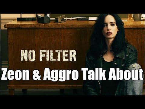 Zeon & Aggro Talk About Jessica Jones Season 2