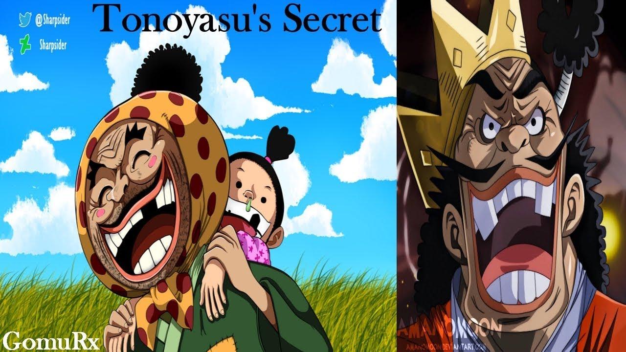 Tonoyasu Secret Relation to Orochi - One Piece Theory ...