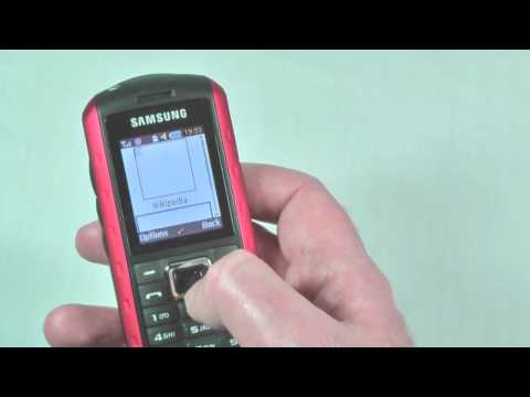 Samsung B2100 Review