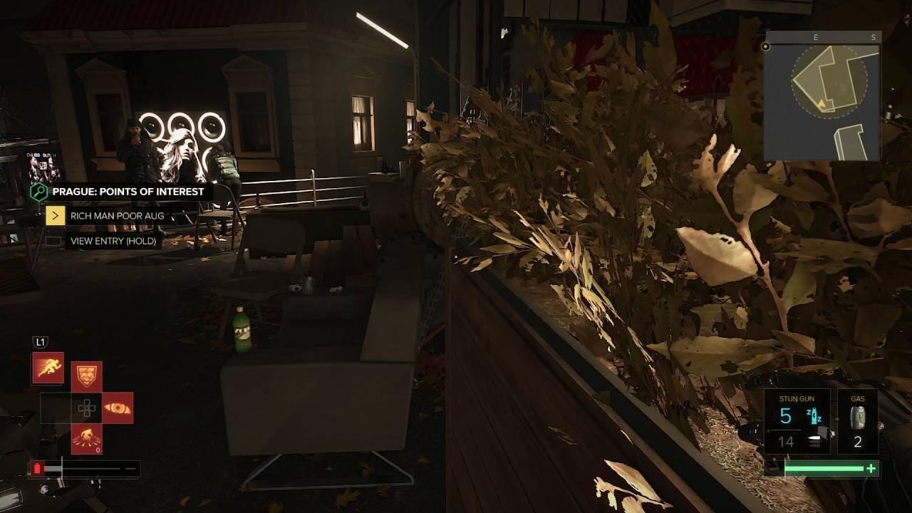 Deus Ex: Mankind Divided] Icarus Dash glitch - YouTube