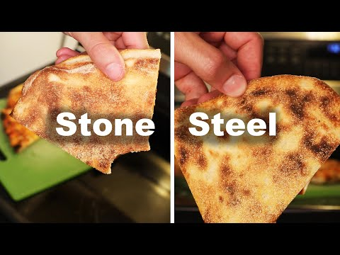 Why Pizza Steels Beat Pizza Stones (Yes, They Do)