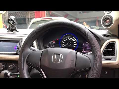 Audio Upgrade Honda HRV By Cliport Audio