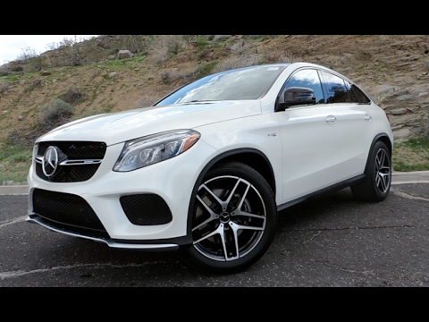2017 Mercedes Benz Gle 43 Amg Coupe M11848 Youtube
