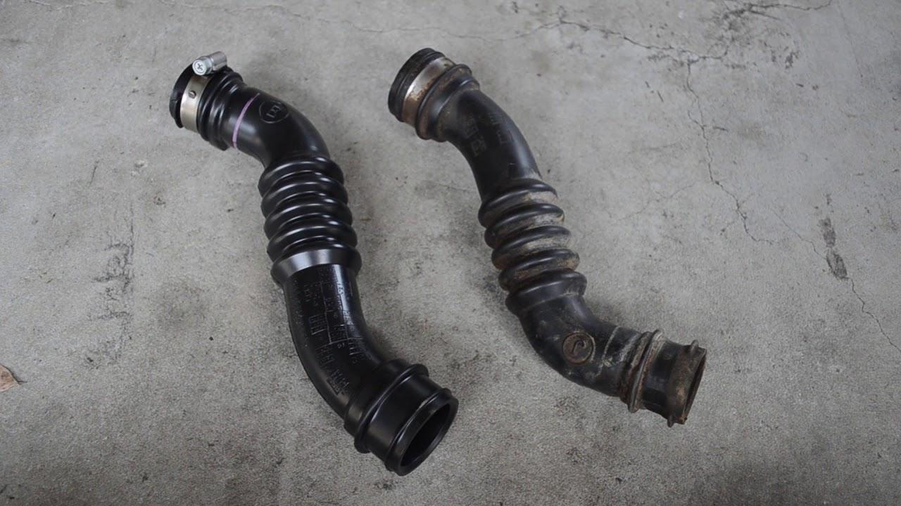 Toyota Prado Fuel Filler Hose Replacement
