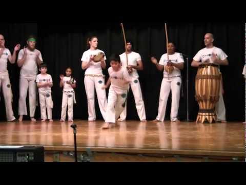 Capoeira Malês @ Graham Hill Elementary School - Kids Solos