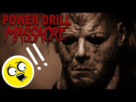 อุ๊ยตายว้ายกรี๊ด - POWER DRILL MASSACRE