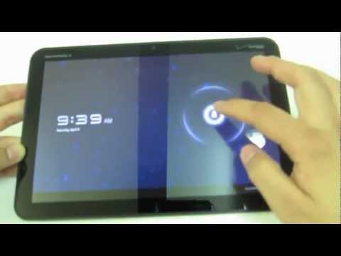 Tablet Motorola xoom en español