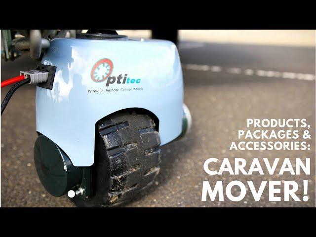 Optitec Caravan Mover Test