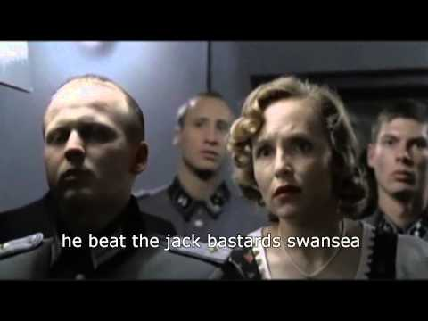 Hitler finds out Malky mackay might get sacked