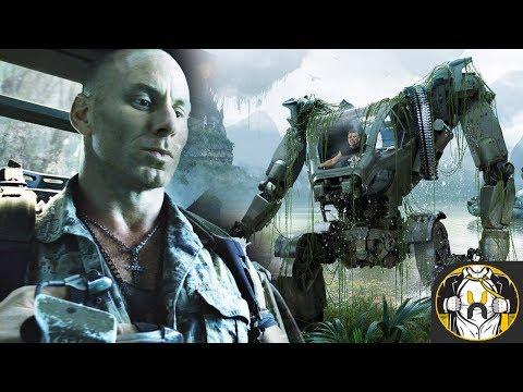 AMP Suit Explained   James Cameron's Avatar