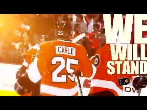 Philadelphia Flyers We Are One 12 Stones