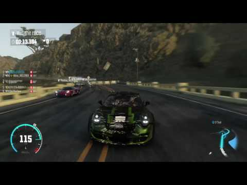 The Crew (CAU) PVP Battle At Big Sur (Sprint) 2