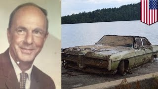 Missing person case solved: veteran's car, remains found at bottom of Lake Rhodhiss, NC - TomoNews