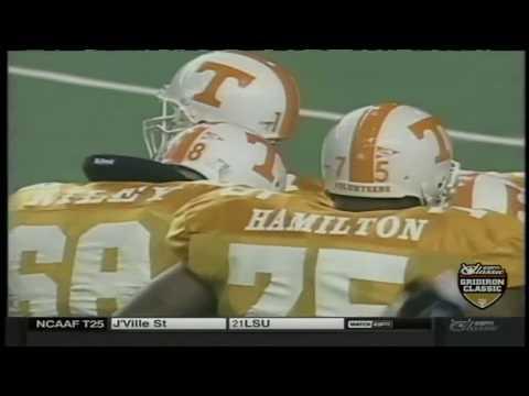1998 SEC Championship - #1 Tennessee vs. #23 Mississippi State (HD)