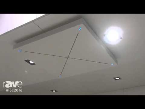 ISE 2016: Sennheiser Discusses The TeamConnect Ceiling Solution for Ease of Conferencing