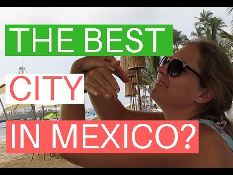 THE BEST CITY IN MEXICO: Puerto Vallarta or Mexico City!? // Life in Puerto Vallarta Vlog