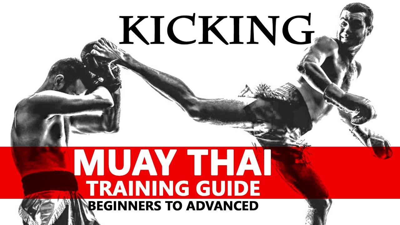 muay thai training guide beginners to advanced kicking youtube rh youtube com kickboxing training guide pdf Funny Kickboxing