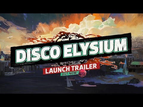 DISCO ELYSIUM - Launch Trailer (Official)