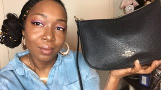 What's in my new Coach purse