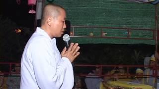Chùa An Châu - Long An - Cây nhà lá vườn hát mừng Phật Đản 1