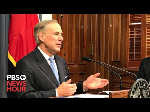 WATCH: Texas Gov. Greg Abbott holds press conference on state's response to ongoing protests
