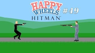 happy wheels part 49 hitman