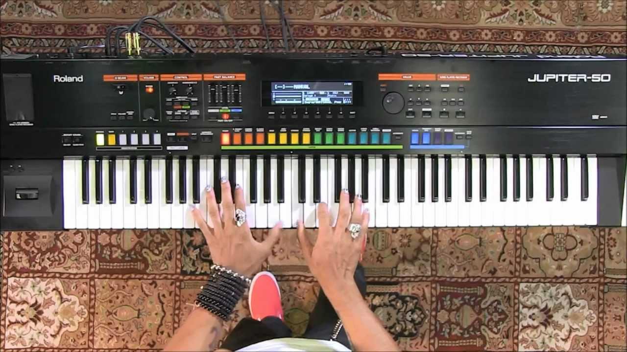 76 keys keyboard