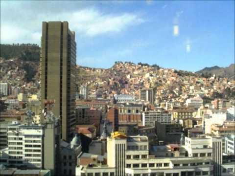 Travel - La Paz  Bolivia - wag