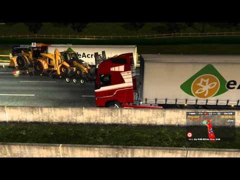 Euro Truck Simulator 2 Report 5