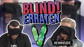 GETRÄNKE BLIND ERRATEN CHALLENGE MIT REWI