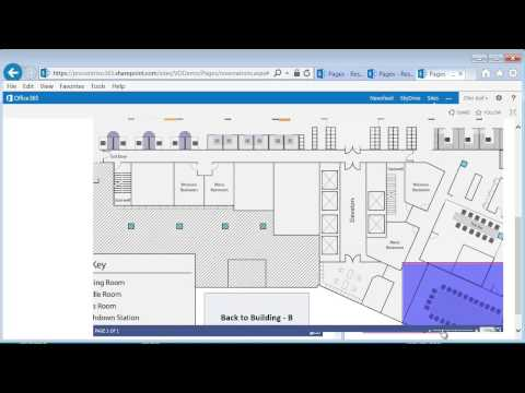 Virtual Office - Reservation Demo