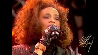 Whitney Houston - Didn't We Almost Have It All (Nelson Mandela 70th Birthday Tribute, 1988) [60fps]